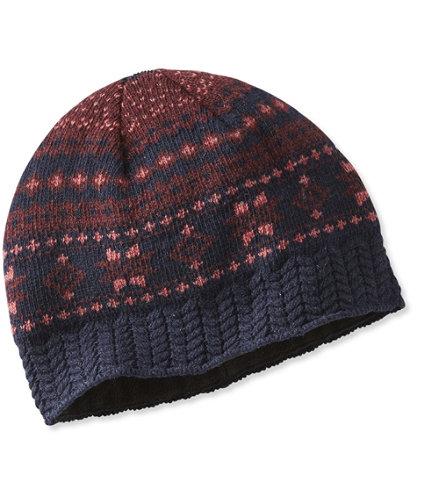Heritage Wool Hat, Fair Isle