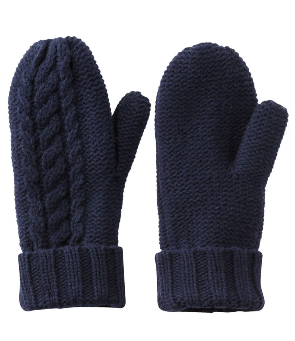 Women's Heritage Wool Mittens