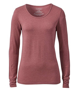 Women's Heat Keepers Everyday Underwear, Scoopneck