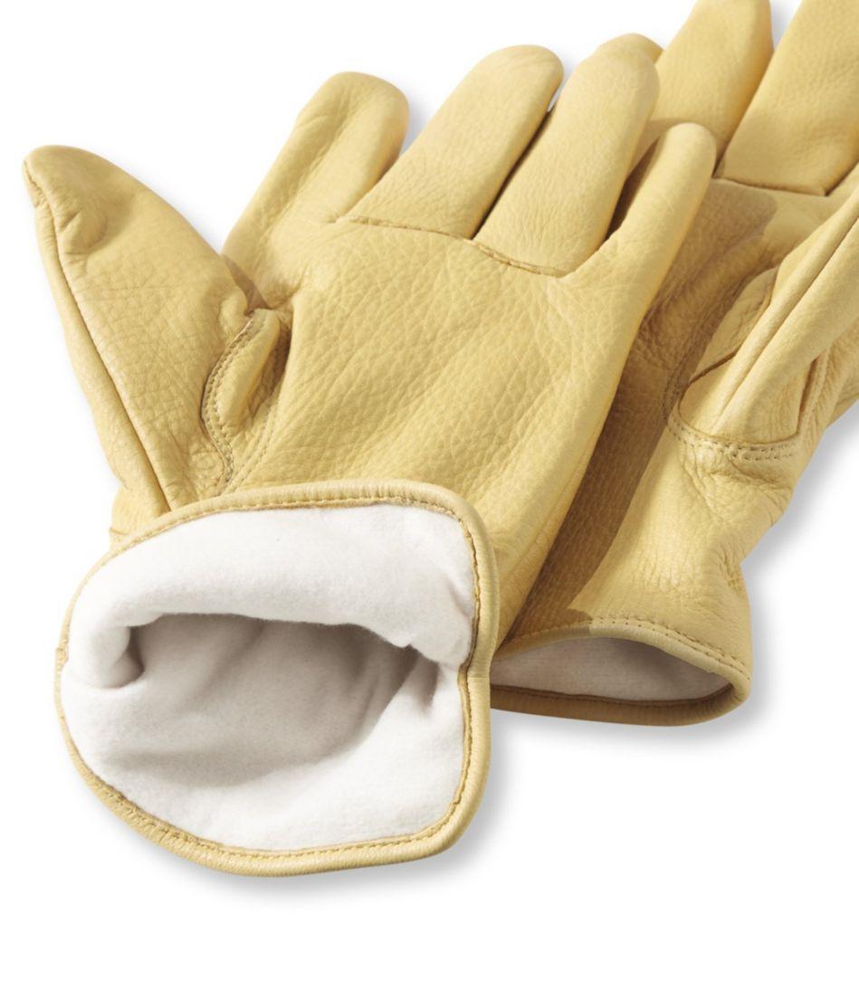 Deerskin Field Gloves