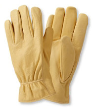 Men's Deerskin Field Gloves