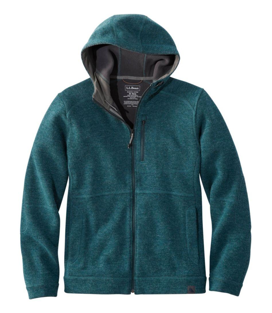 Men's Wool Tek Hooded Jacket