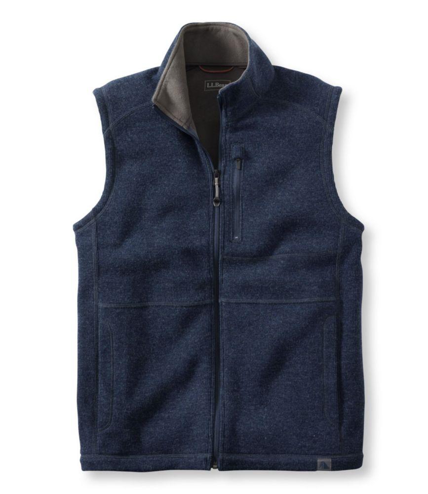 L.L.Bean Wool Tek Vest