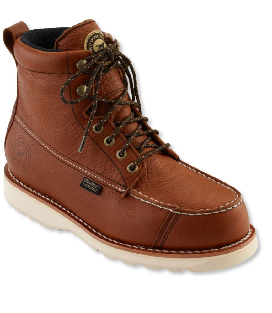 photo: Red Wing Irish Setter