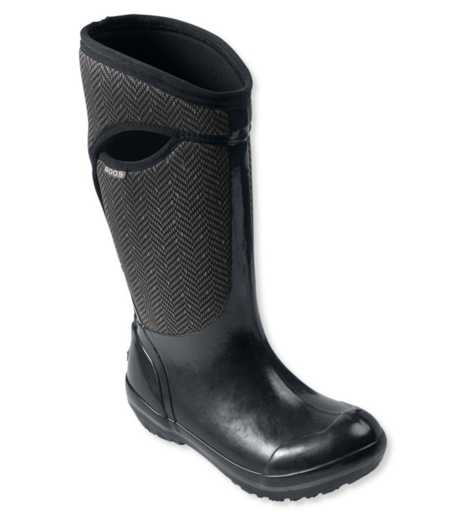 women u0027s bogs tall boots herringbone