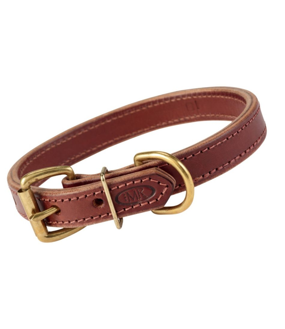 Boyt High Prairie Leather Dog Collar