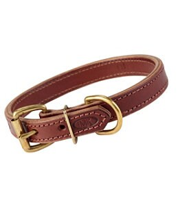 Boyt High Prairie Leather Dog Collar