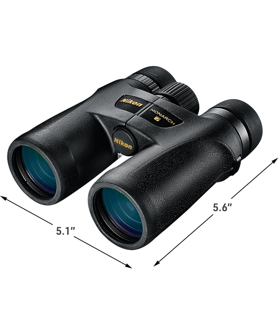 Nikon Monarch 7 Binoculars, 10 x 42 mm