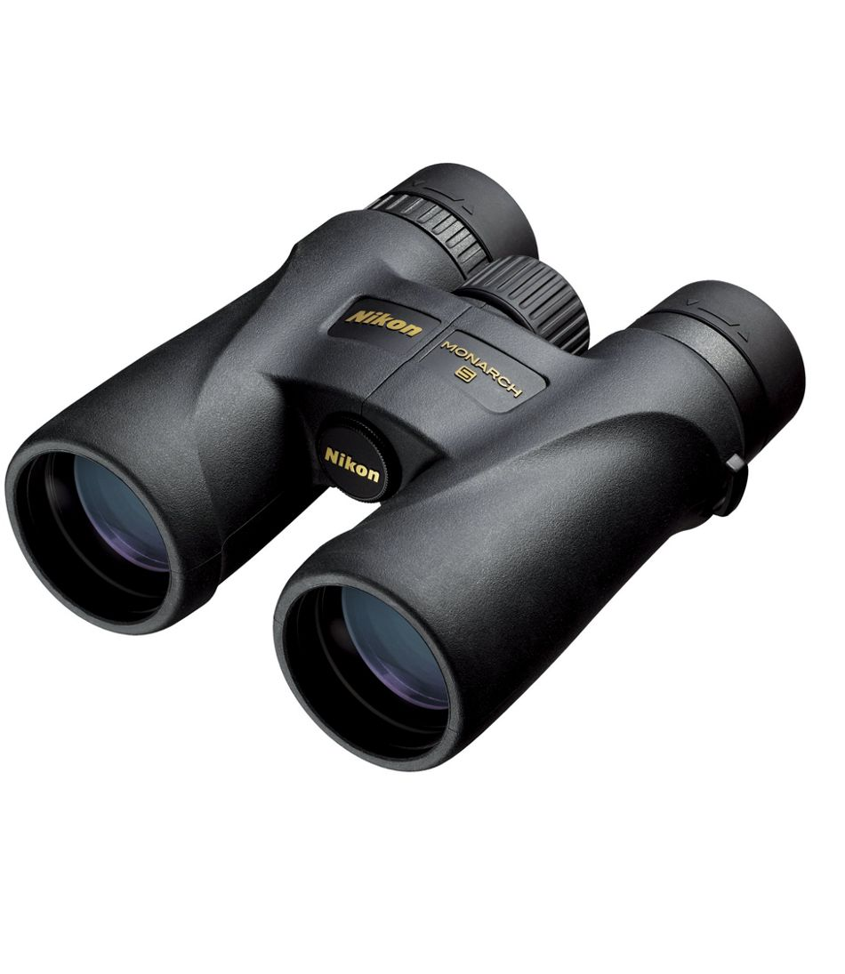 Nikon Monarch 5 Binoculars, 10 x 42 mm