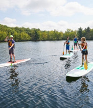 Stand Up Paddleboarding Discovery Course