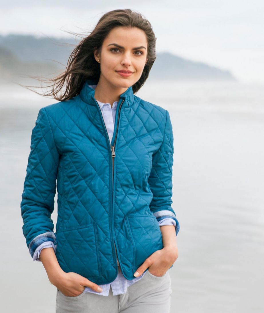 Signature Quilted Jacket