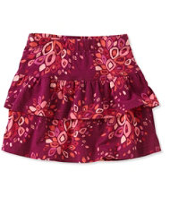 Girls' Freeport Knit Skort, Print