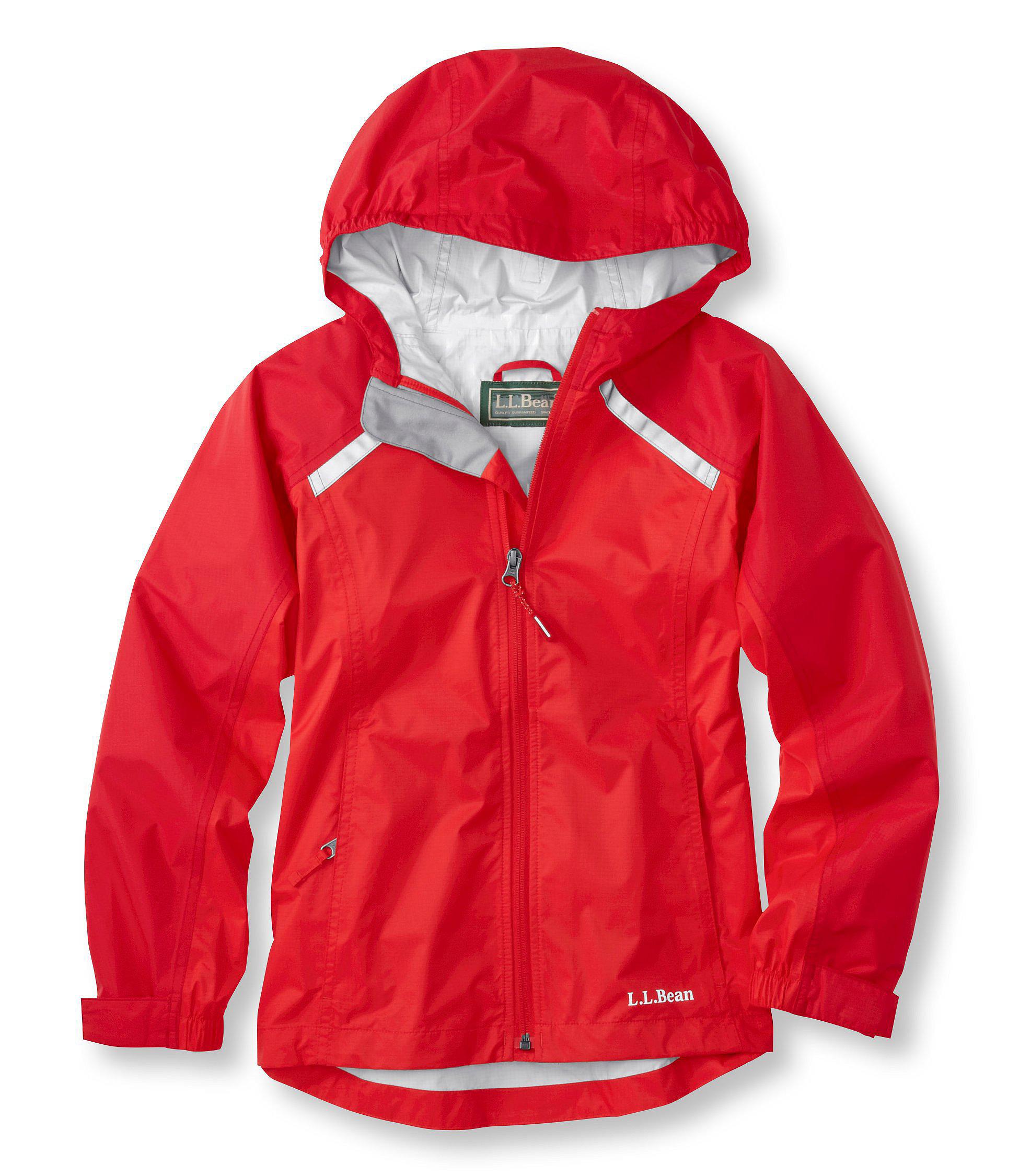 Kids' Trail Model Rain Jacket | Free Shipping at L.L.Bean