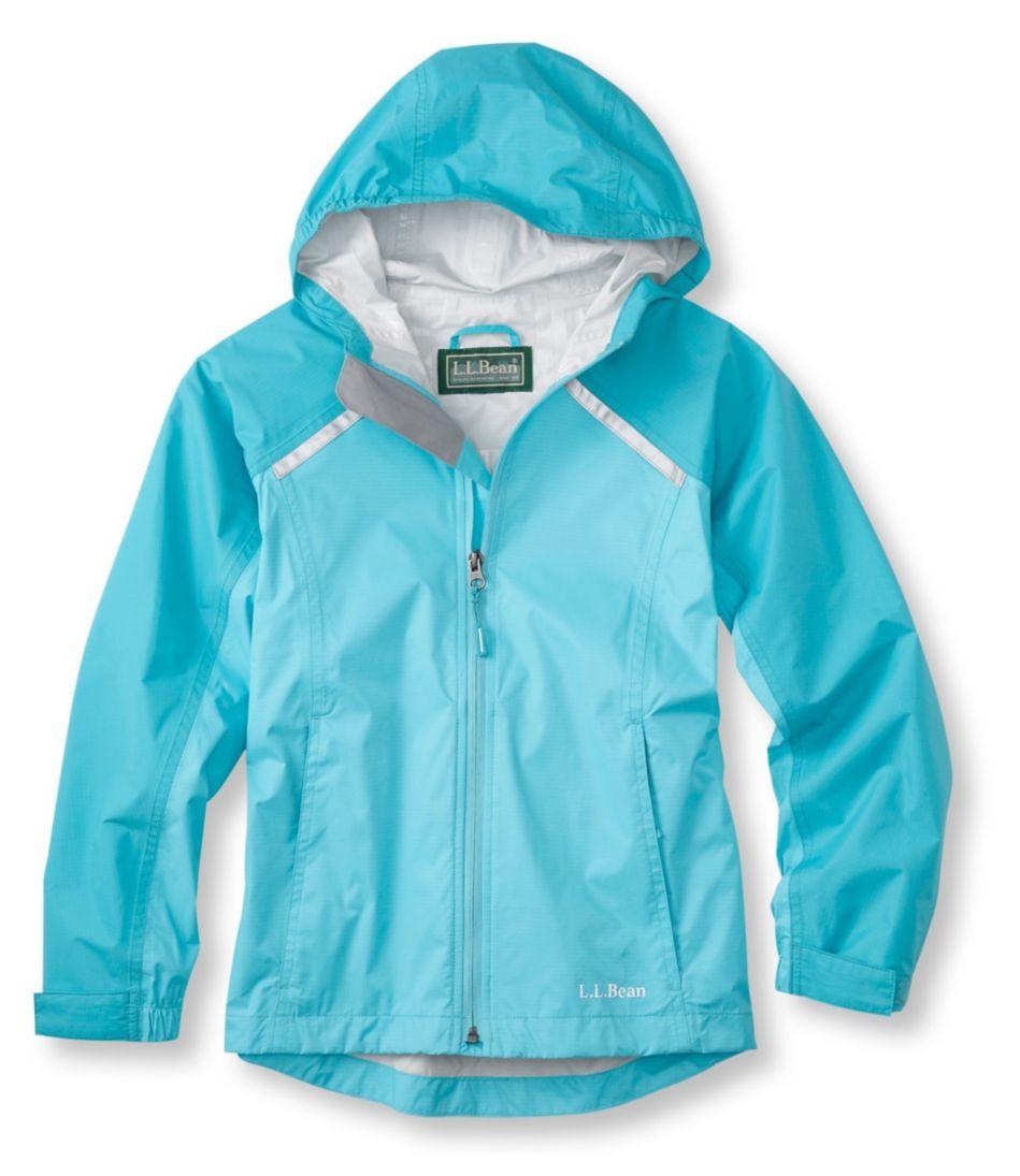 Kids' Trail Model Rain Jacket by L.L.Bean