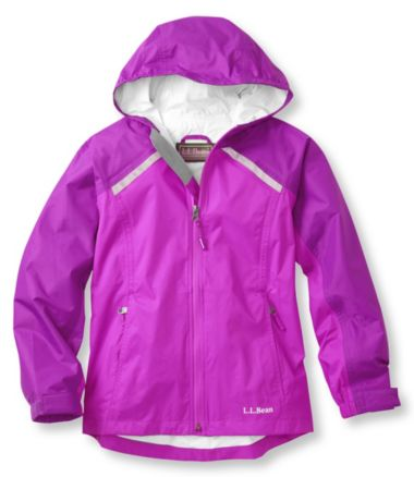 Kids' Trail Model Rain Jacket