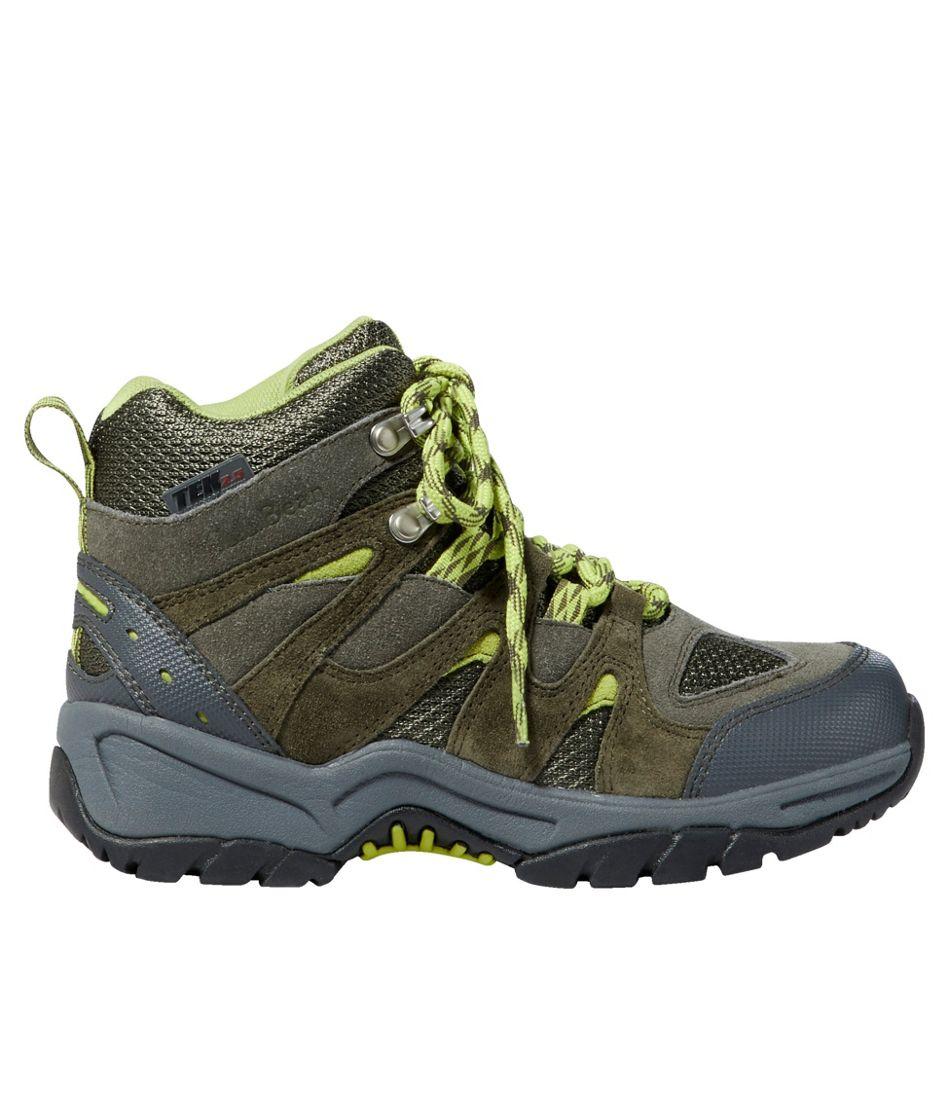 Kids' Waterproof Trail Model Hikers