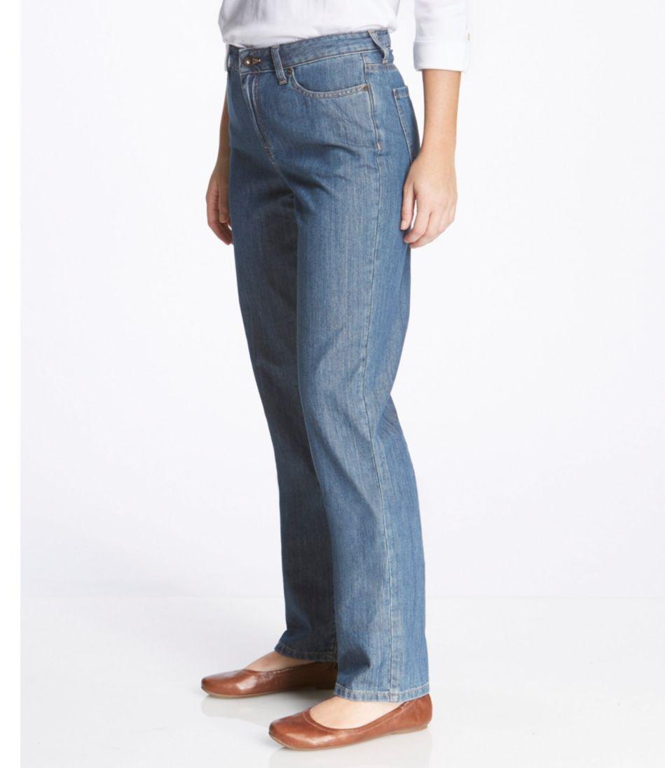 Lightweight Denim Jeans