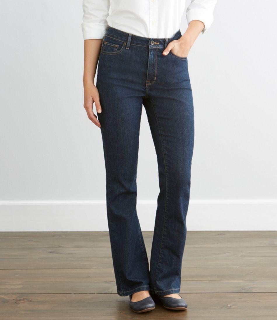 True Shape Jeans, Boot-Cut