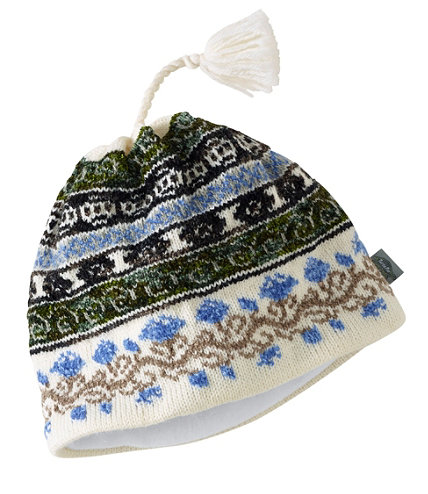 Women's Womens Turtle Fur Hat, Lady Fair Isle   Free Shipping at ...