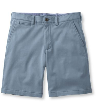Lakewashed Cotton Chino Shorts