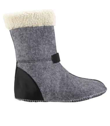 Women's Bean Snow Boot Liners