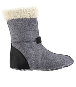 Women's Bean Snow Boot Liners