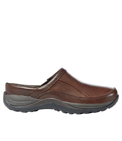 Women S Comfort Mocs Leather Slide