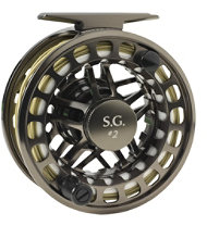 Silver Ghost Fly Reel