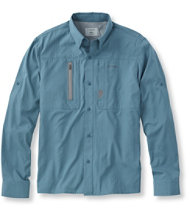 Men's Rapid River Technical Fishing Shirt, Long-Sleeve