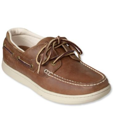 Lakeside Boat Shoes, Three-Eye