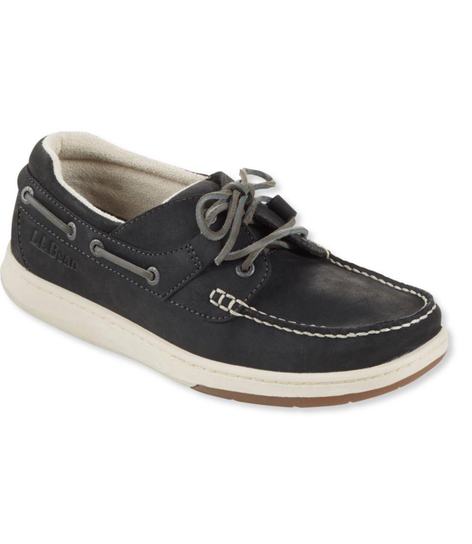 Lakeside Boat Shoes, Three-Eye