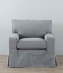 Portland Slipcovered Chair