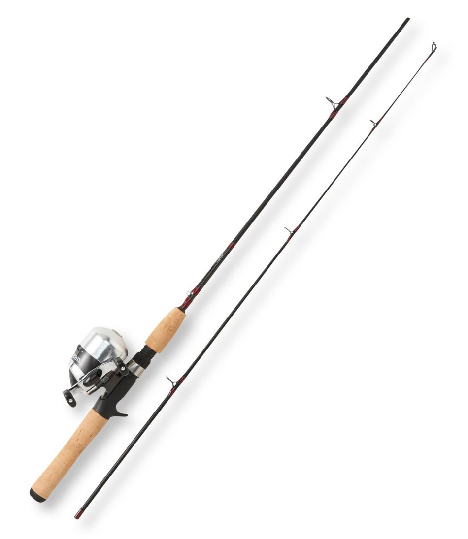 Angler Spin Cast Outfit, 5' Two-Piece Mediumweight