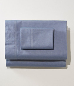Chambray Sheet Collection