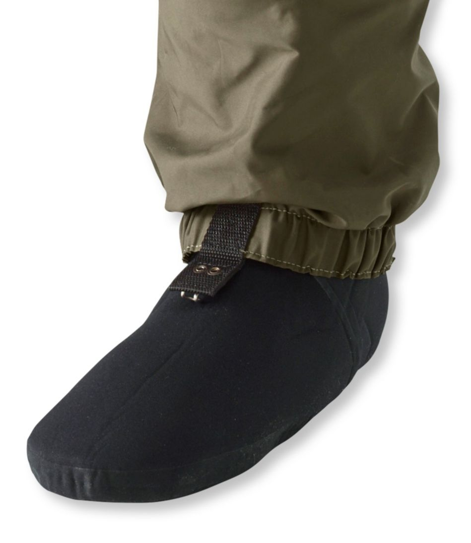 Kennebec Waders with Super Seam Technology, Stocking-Foot