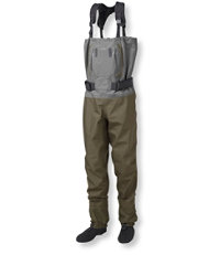 Men's Kennebec Waders with Super Seam® Technology, Stocking-Foot