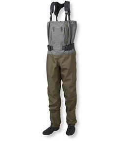 Kennebec Waders with Super Seam® Technology, Stocking-Foot
