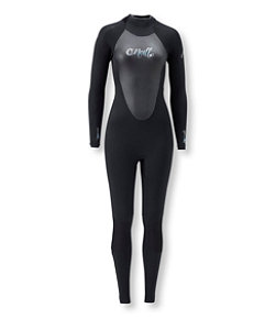 Women's O'Neill Epic II 3/2 Wet Suit