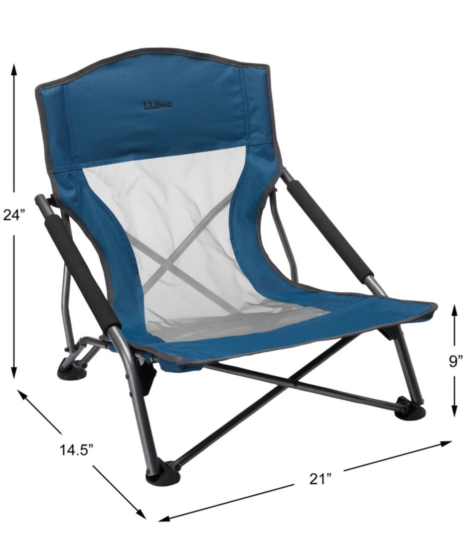 Low Rider Camp Chair