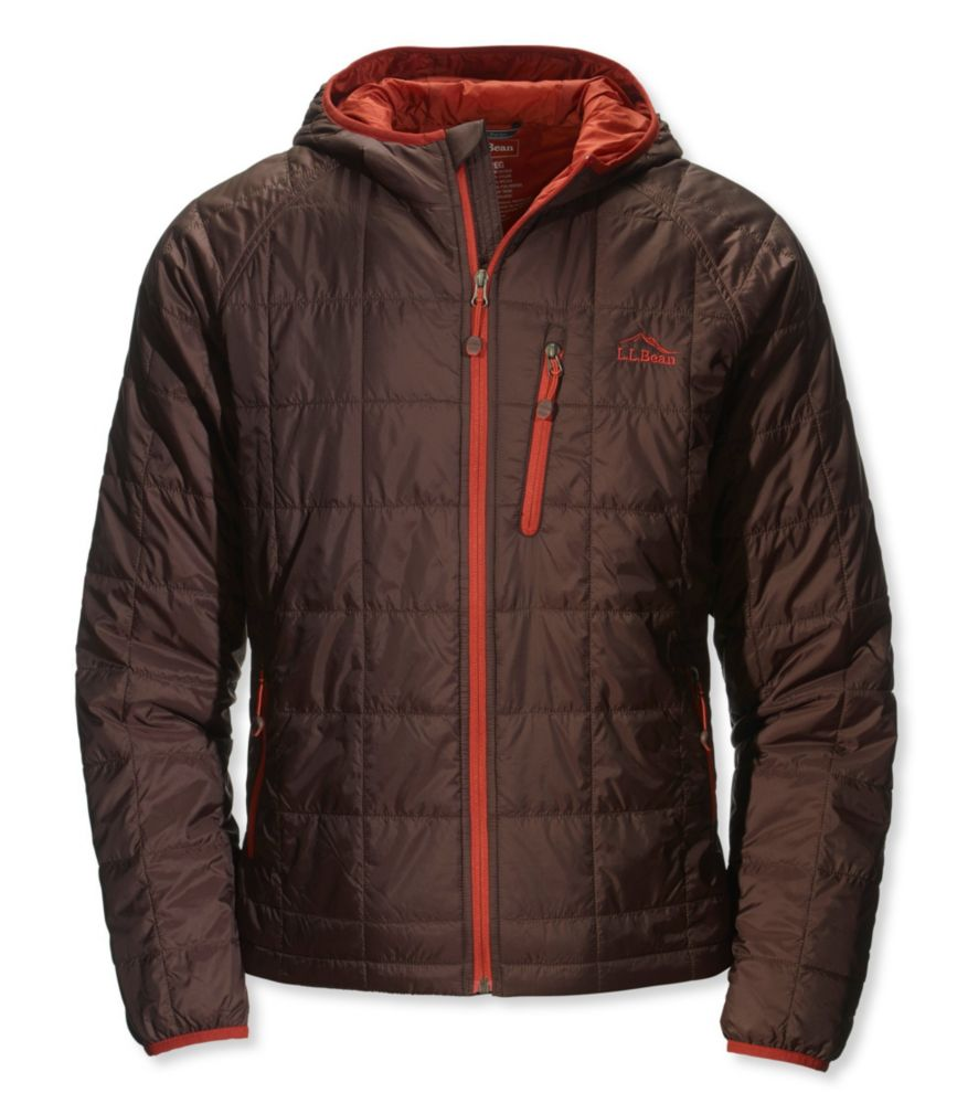 L.L.Bean Ascent Packaway Hooded Jacket
