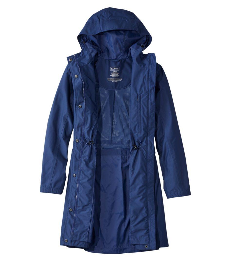 H2OFF Raincoat, Mesh-Lined