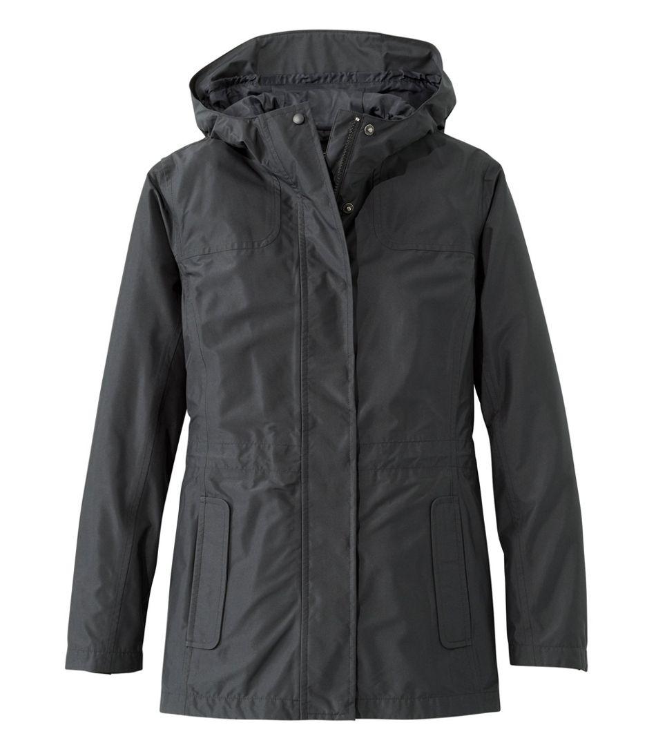 Women's H2OFF Rain Jacket, Mesh-Lined