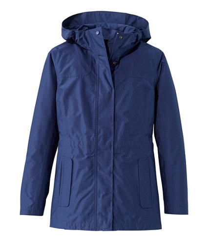 Women's H2OFF Rain Jacket, PrimaLoft-Lined | Free Shipping at L.L. ...