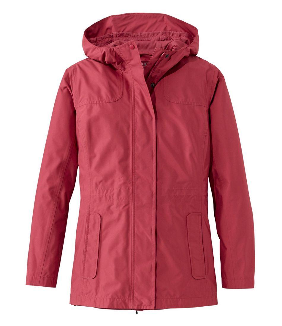 H2OFF Rain Jacket, PrimaLoft-Lined
