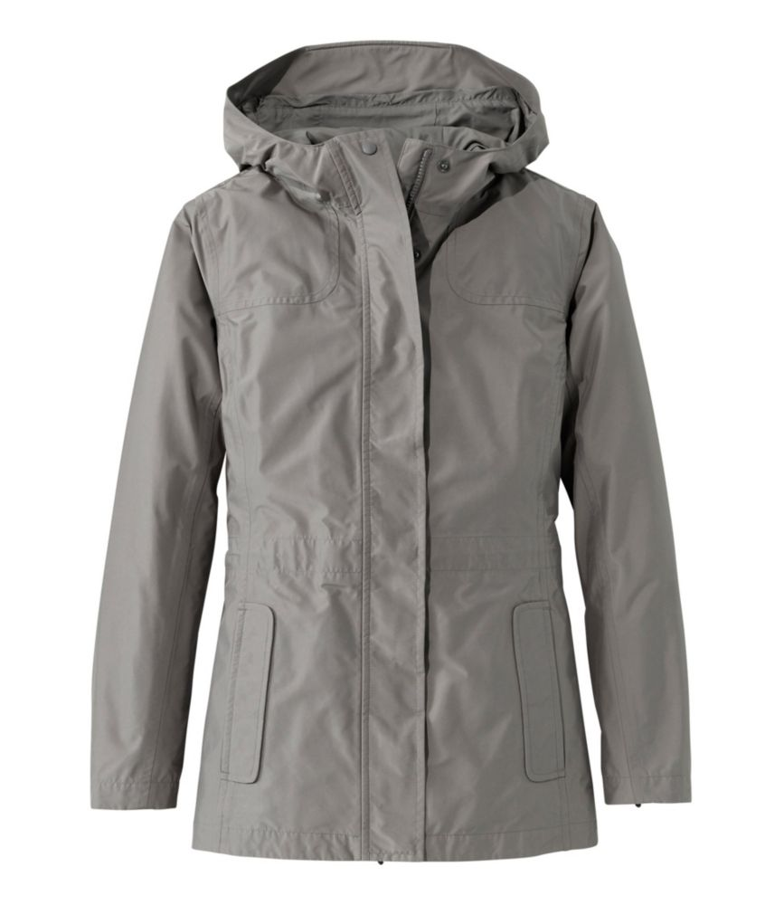 L.L.Bean H2Off Rain Jacket, PrimaLoft-Lined