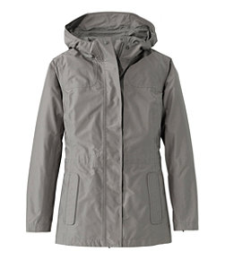 Women's H2OFF Rain Jacket, PrimaLoft-Lined