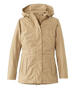 Women's H2OFF Rain Jacket, PrimaLoft-Lined