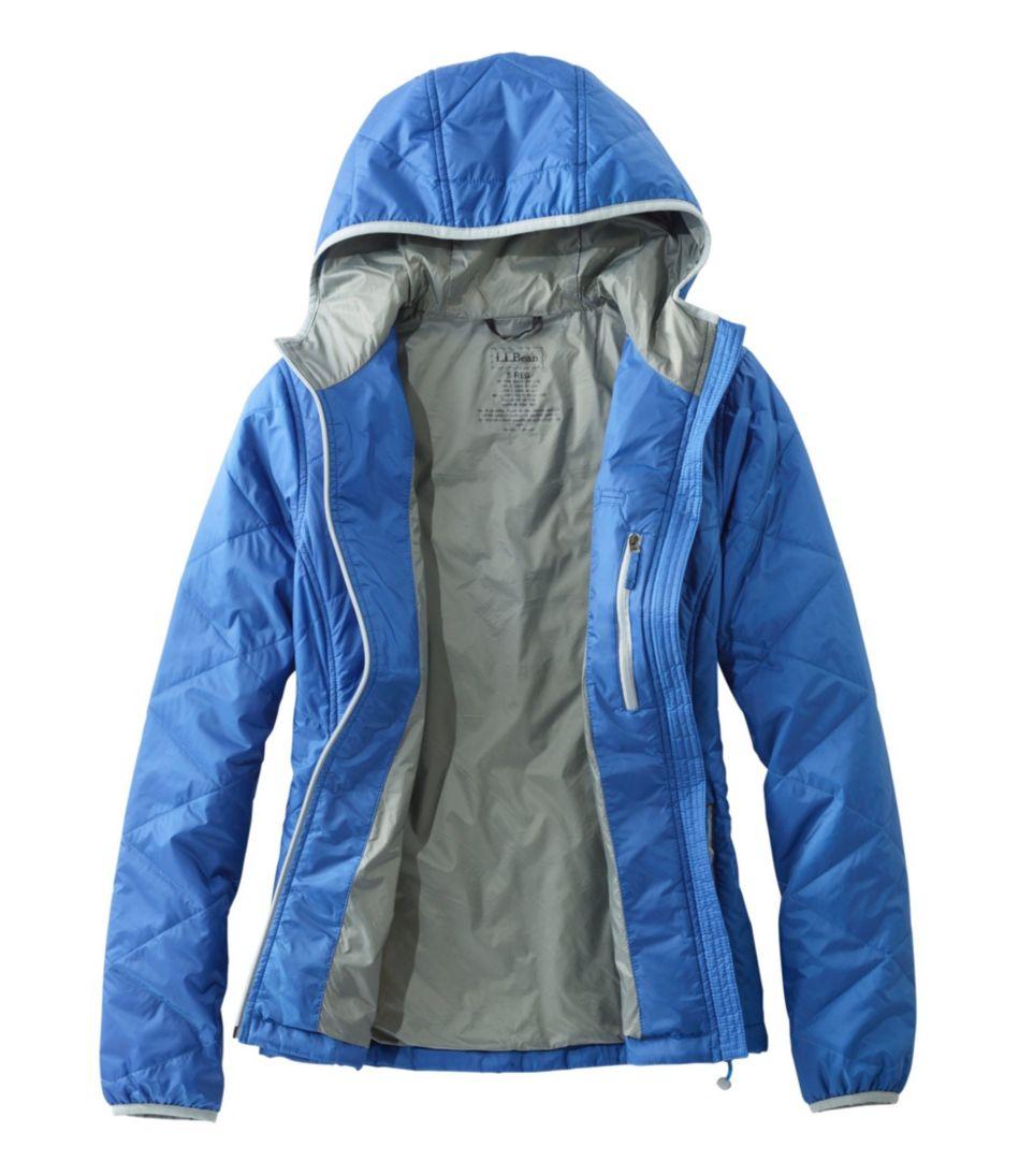 PrimaLoft Packaway Hooded Jacket
