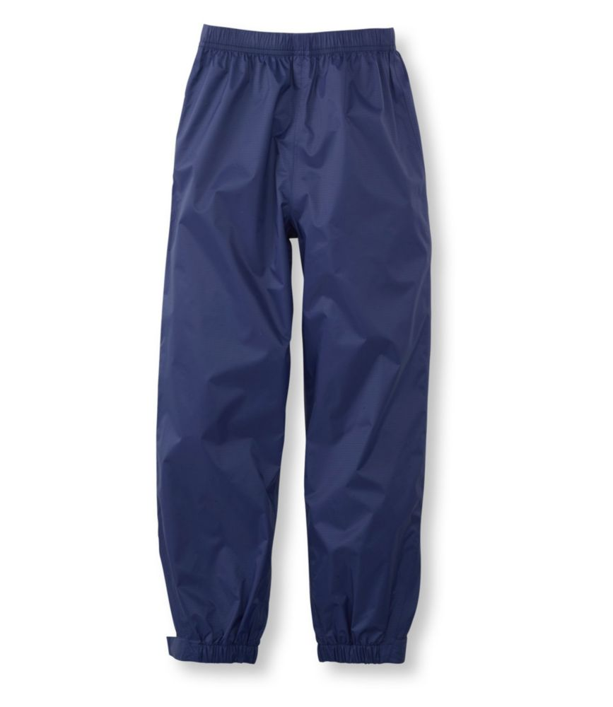 L.L.Bean Trail Model Rain Pants