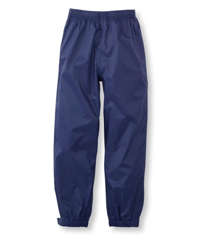 L.L.Bean Trail Model Rain Pants